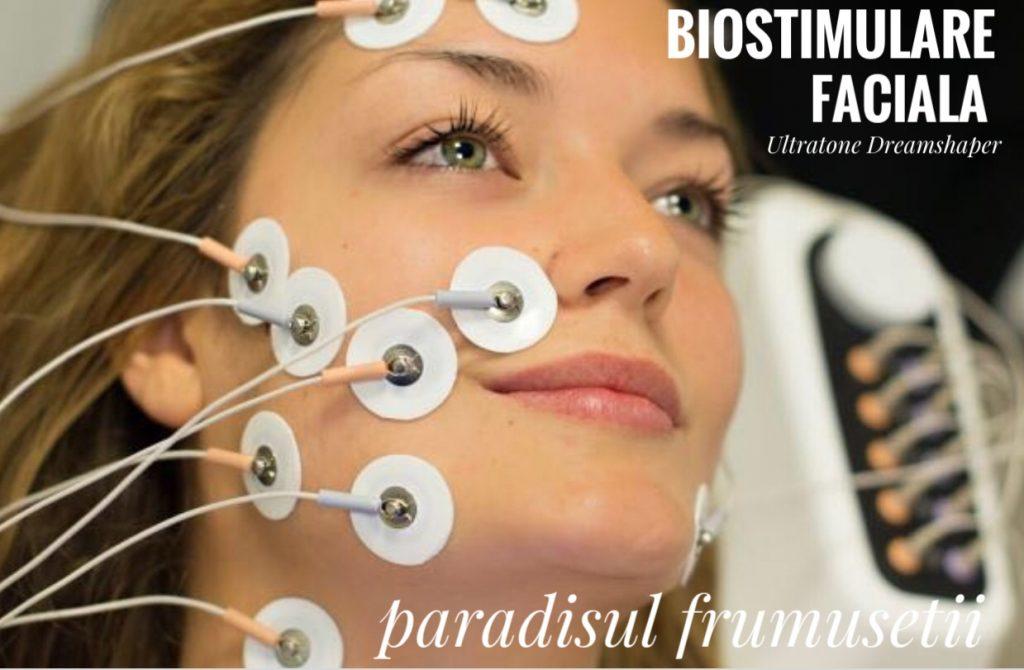 Biostimulare faciala Ultratone Dreamshaper Pitesti
